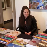 Liz Delton at the University of the Arts